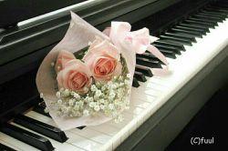 زندگی مثل پیانو است …  دکمه های سیاه برای غم ها و دکمه های سفید برای شادی ها  اما زمانی میتوان آهنگ زیبایی نواخت  که دکمه های سفید و سیاه را با هم فشار دهی …