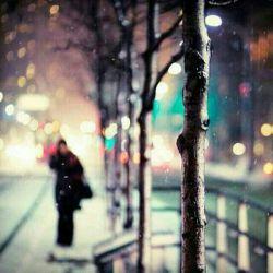 """گاهی...دلت""""به راه"""" نیست!ولی سر به راهی ...خودت را میزنی به """"آن راه""""و می روی...و همه،چه خوش باورانه فکر می کنند که تو """"رو به راهی"""""""