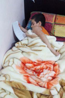 شب امتحان، محمدمهدی، 1394.10.20