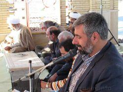 گرامیداشت شهدای عملیات کربلای پنج شهید حاج یونس و جمعی از همرزمانشان حاج علی اصغر آرزومند