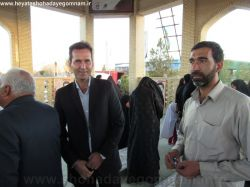 گرامیداشت شهدای عملیات کربلای پنج شهید حاج یونس و جمعی از همرزمانشان