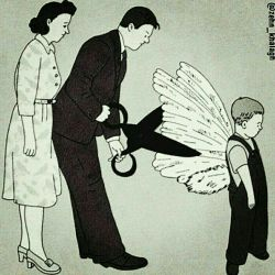 پدران و مادران مواظب فرزندهای معصومتان باشید