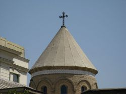 کلیسای مسروپ (ده دی) www.roshanygasht.ir