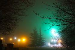 شب و مه -  پارک کشاورز رشت