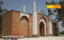 پروژه باغ راه ایرانی جزیره کیش www.roshanygasht.ir