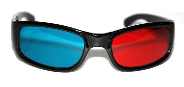 خود عینک آناگلیف