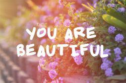 اگر این حقیقت رو باور کنید که شما زیبا و خوب هستید شبها آسوده میخوابید