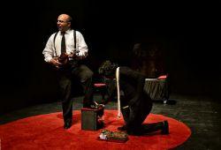 نمایی از تئاتر سه گانه اورنگ