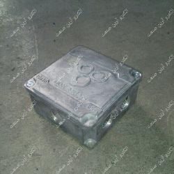 جعبه تقسیم آلومینیومی 10 در 10