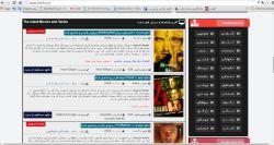 توجه..سایت www.3an3or.com طی یک اقدام داوطلبانه و خداپسندانه فیلم های روز دنیا رو سانسور و زیر نویس میکنه .با هزینه اشتراک کمتر از 5 هزار تومن میتونید دانلود کنید.این سایت تنها سایتیه که واقعا مجوز سانسورداره .برعکس خیلی از سایت ها که به دروغ مینویسن مطابق قوانین جمهوری اسلامی. البته سایت هنوز در ابتدای راهه ولی تنوع فیلم و سریال هاش نسبتا خوبه.شما هم با تبلیغ این سایت به دورکردن منتظران آقا از نگاه حرام کمک کنید.بسم الله.من خودم اشتراکشو خریدم