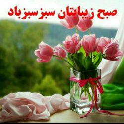 سلام دوستای خوبم چطورین صبحتون بخیر.