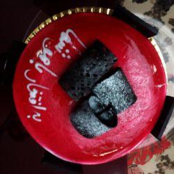 کیک دوستانم برا تولدم:(((