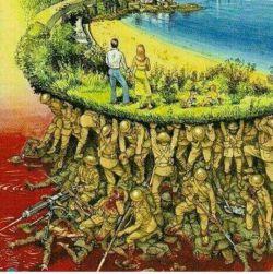 شهیدان خون ها دادند تا ما روی پاهای خود بایستیم و به ساحل آرامش برسیم....شهدا شرمنده ایم....
