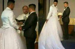 ازدواج دو نوگل نشکوفته...