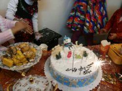 اینم کیک تولد عشقم
