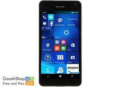 اولین تصویر رسمی ار گوشی Microsoft Lumia 650 فاش شد