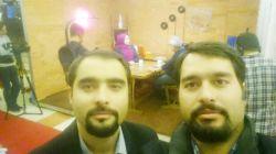کافه آپارات مستقر در کاخ جشنواره