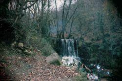 آبشار لونک - دیلمان گیلان