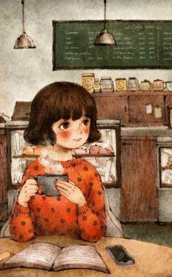 دلم تنگ می شود گاهی... یک بار برای همیشه  دو فنجان قهوه ی داغ.. سه روز تعطیلی در زمستان... چهار خنده بلند... و پنج انگشت دوست داشتنی...