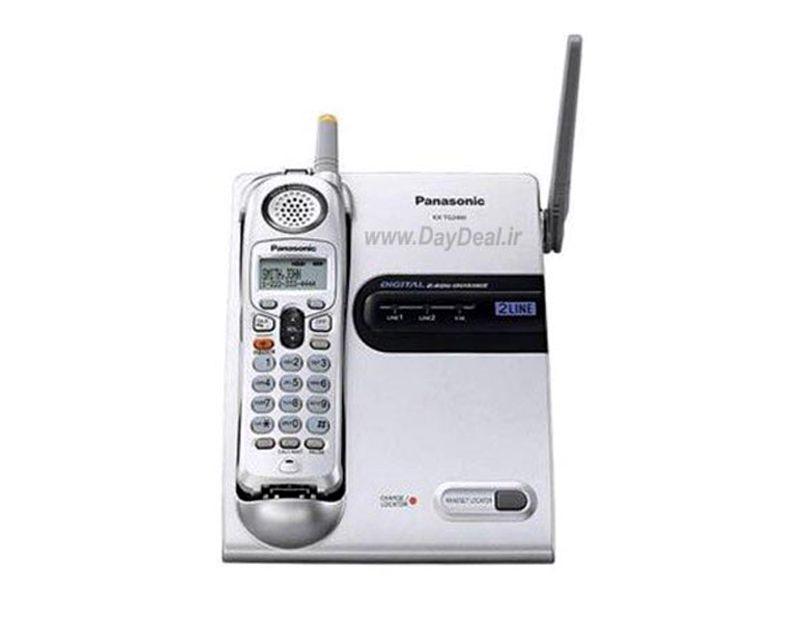 تلفن بی سیم پاناسونیک KX-TG2480-BX-1