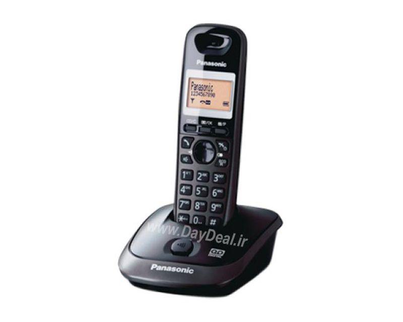 تلفن بی سیم پاناسونیک KX-TG2521FX-1