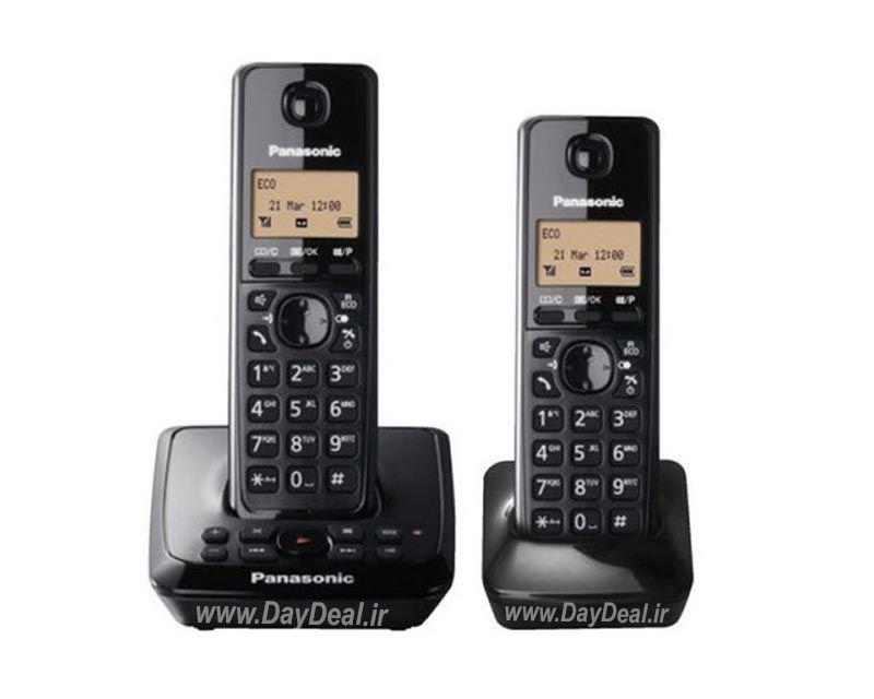 تلفن بی سیم پاناسونیک KX-TG2722-1