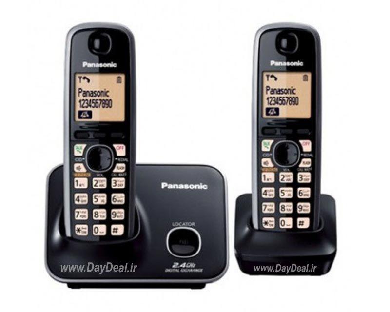 تلفن بی سیم پاناسونیک KX-TG3712-1