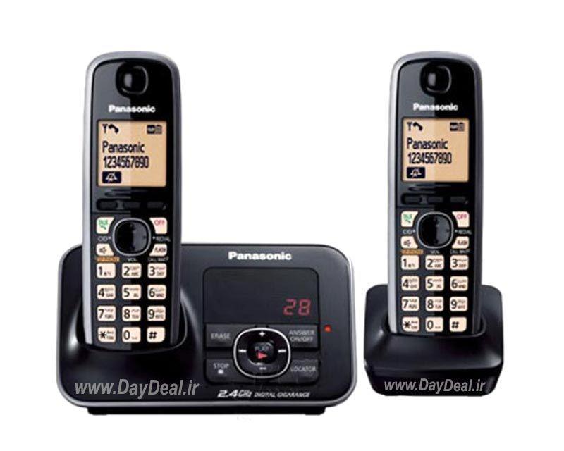 تلفن-بی-سیم-پاناسونیک-KX-TG3722