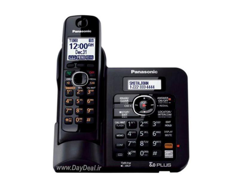تلفن بی سیم پاناسونیک KX-TG3821-2
