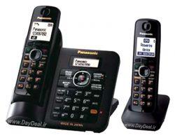 تلفن بی سیم پاناسونیک KX-TG3822-1