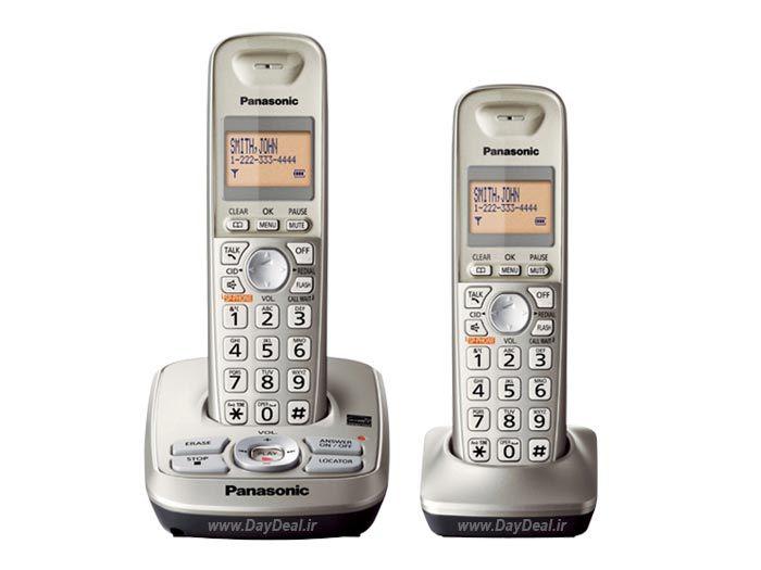 تلفن بی سیم پاناسونیک KX-TG4222-0