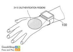 سامسونگ امکان هویت کاربر از طریق اسکن رگهای دست را در اسمارت واچ جدید خود ایجاد خواهد کرد
