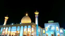 حرم حضرت احمدبن موسی شاه چراغ.شیراز
