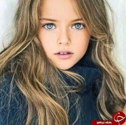 زیباترین دختر سال روسیه...