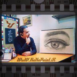 #Class_Design ......... The Topic Of The#Face #Subject ................ Check The #EyeBrow #Black_Pen Training #Term_Foundation #Tools .........#Black_Pencil & #Fader #Free_School Of #Visual_Arts #RaHa Http://WwW.RaHaPaint.iR  #کلاس_طراحی ............ مبحث #چهره  #موضوع ........... بررسی #چشم و ابرو آموزش_طراحی  #سیاه_قلم #ترم_پیشرفته ابزار #مداد #محوکن مدرس#حمید_استبرقی #آموزشگاه_آزاد #هنرهای_تجسّمی #رها