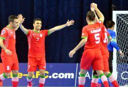 تیم ملی فوتسال ایران در دومین بازی خود در چارچوب رقابت های قهرمانی آسیا مقابل چین به پیروزی 7 بر 0 رسید