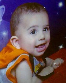 حسام پسرم.در6 ماهگی