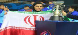 فرزانه توسلی دروازهبان تیم ملی ایران جزء نامزدهای بهترین دروازهبانان جهان در سال ۲۰۱۵