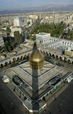 میلاد بانوی دمشق مبارک باد
