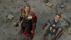 عخشه من کاپیتان آمریکا