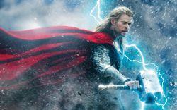 Thor فرمانروای ازگارد