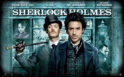Iron Man as Sherlock Holmes