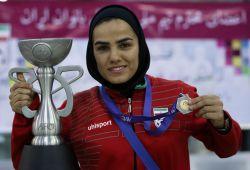 فرشته کریمی عضو تیمملیفوتسال ایران نامزد دریافت جایزه بهترین فوتسالیست زن سال ۲۰۱۵ شد.