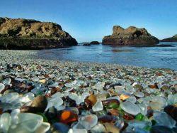 ساحل شیشه ای (کالیفرنیا)