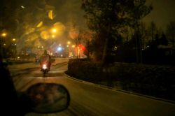 تهران در شب.شبتون شیک