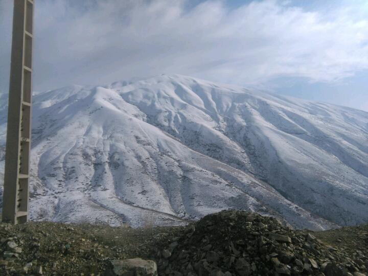کوهای امامزاده داود جمعه ۲۳ بهمن