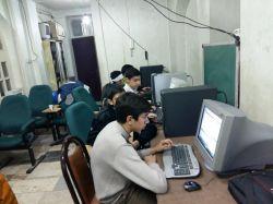 جلسه پنجم مفاهیم و برنامه نویسی مقدماتی بسیج مشجد لرزاده