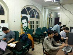 جلسه پنجم مفاهیم و برنامه نویسی مقدماتی بسیج مسجد لرزاده