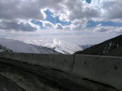 کوهای زیبای امامزاده داود