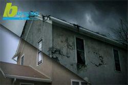 آموزش ساخت و بازسازی خانه های معمولی به خانه های ترسناک ومتروک در افترفکت  www.bengiso.com